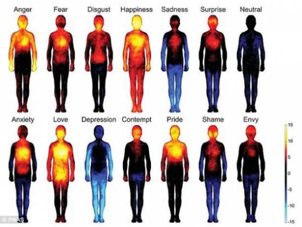 emotions-body-temperature