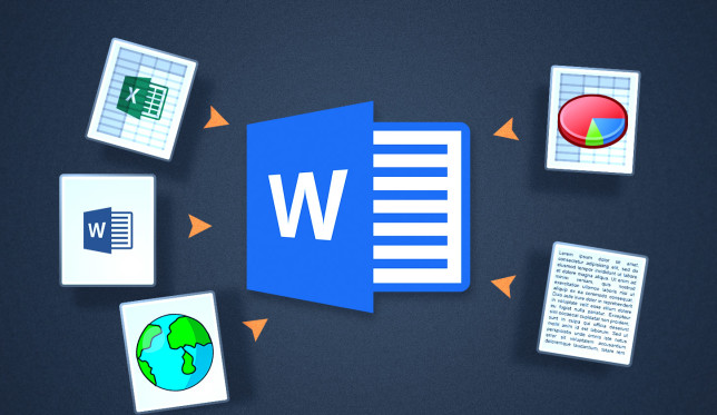 8 formas de importar datos en un documento word