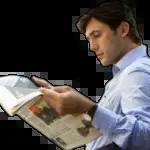 lector de diario
