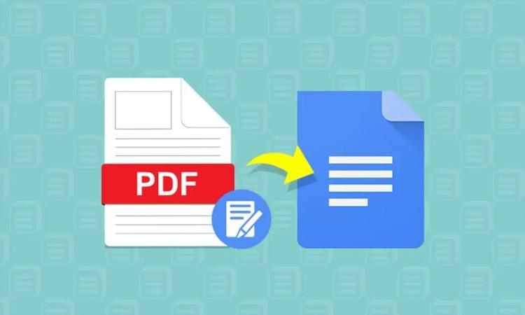 pasar un documento de word a pdf online