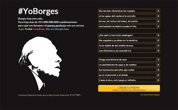 web borges