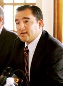 Luis Moreno, presidente del PES en Baja California.