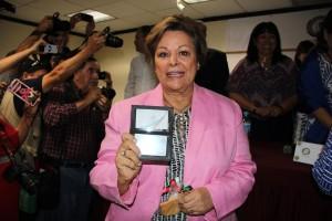 Dip. electa Triny Vaca, Mexicali PAN.