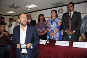 Diputado electo Bernardo Padilla Muñoz, de Tijuana.