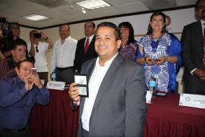 Dip. Electo Edgar Benjamín Gómez Macias
