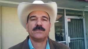 Rigoberto Campos, dirigente CNC Mexicali.
