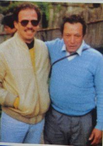 Enrique Santos, de los fundadores del M-19, y Tirofijo