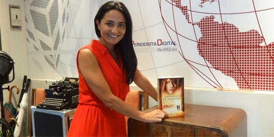 Mayte Carrasco presenta su novela