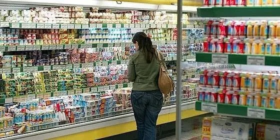 Resultado de imagen de estanterías de un supermercado