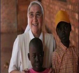 Sor Carla Brianza, la monja que se salvó en Burundi