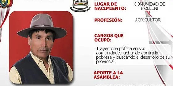 Video de diputado boliviano abusando sexualmente