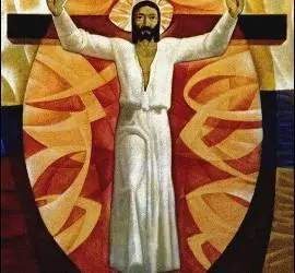 Ante el crucificado