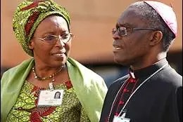 Joachim Ntahondereye, arzobispo de Muyinga, Burundi