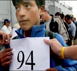 Menor inmigrante no acompañado