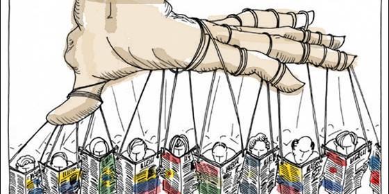 Resultado de imagen de nacionalismos y medios de comunicacion