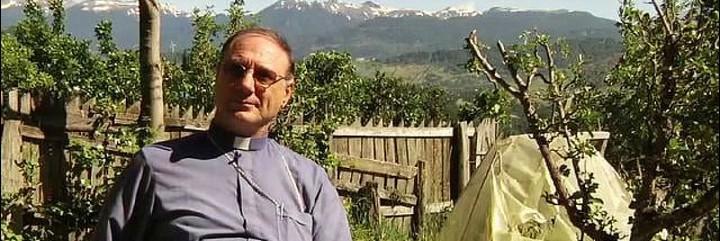 Luis Infanti, obispo de la Patagonia