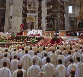 El Papa, contra el clericalismo