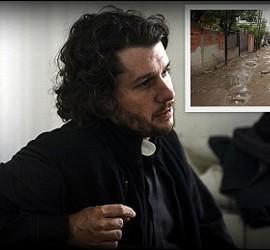 El cura Carlos Olivero
