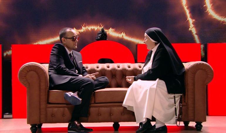 Resultado de imagen de monja independentista sor lucía