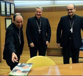 Los obispos vascos