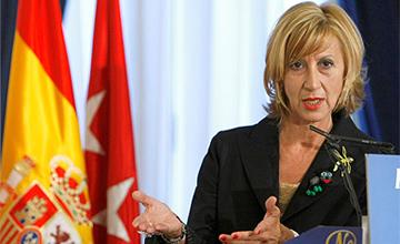 Rosa Diez exige la disolución de los ayuntamientos gobernados por ANV