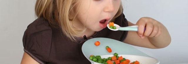 ¿Comen bien nuestros hijos en el colegio?