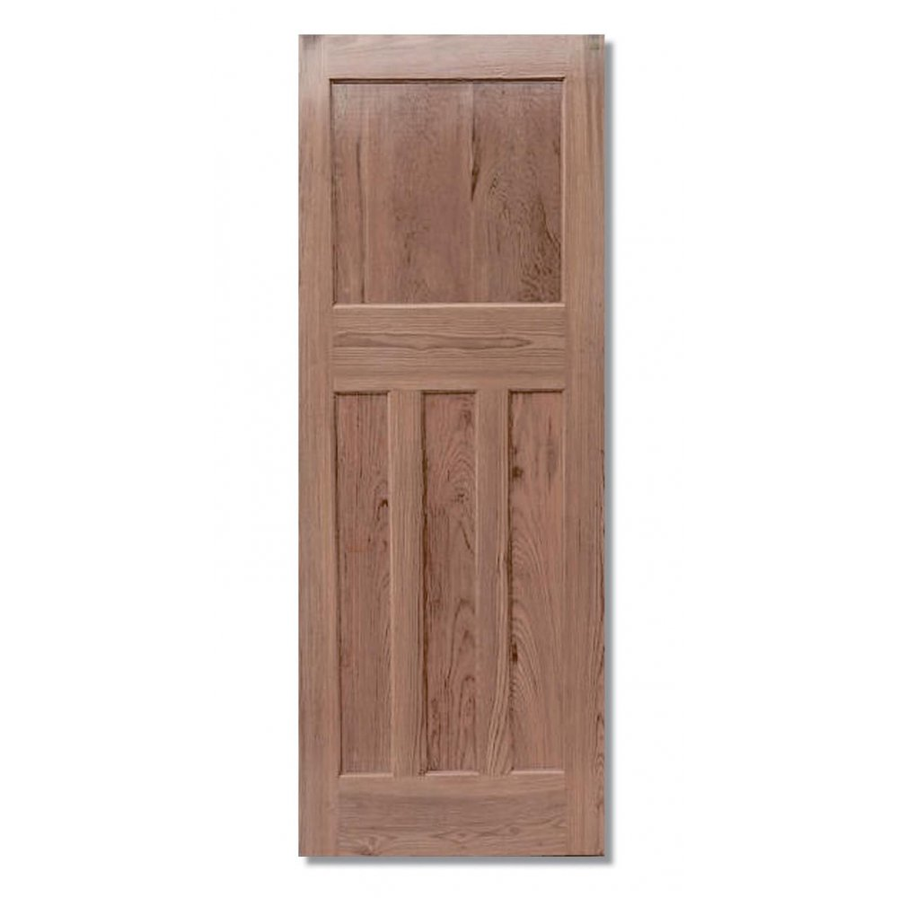 Three Panel Door Interior