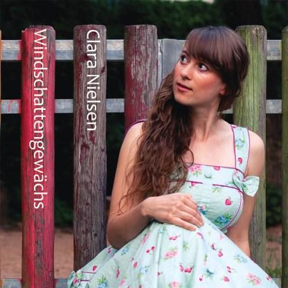 Clara Nielsen: Windschattengewächs. Edition MundWerk. Periplaneta Verlag Berlin