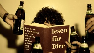 Lucas Fassnacht @ Lesen für Bier @ E-Werk Erlangen | Erlangen | Bayern | Deutschland