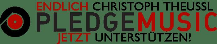 Christoph Theussl auf Pledgemusic