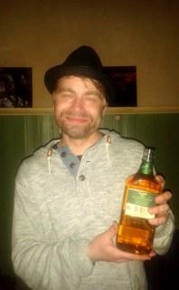 Sebastian und der Whiskey