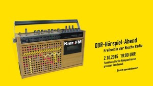 DDR-Hörspiel-Abend