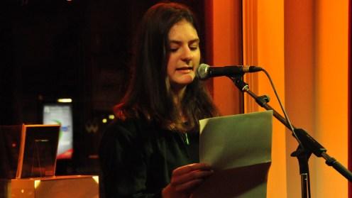 Hannah Haberberger @ Lange Nacht der Subkultur