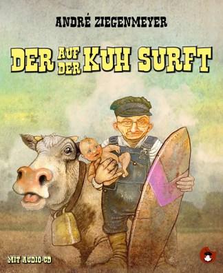 """ANDRÉ ZIEGENMEYER """"Der auf der Kuh surft"""" - periplaneta"""