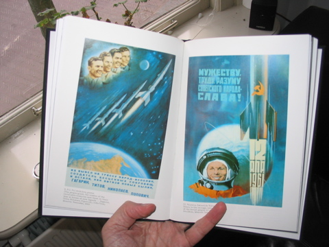 Russian Space posters