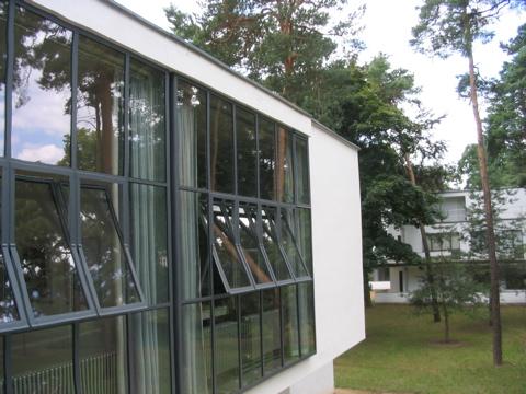 Bauhaus home in Dessau