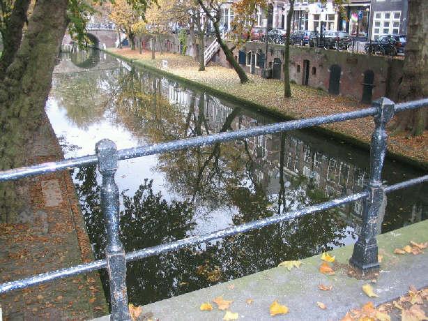 Utrecht Oudegracht
