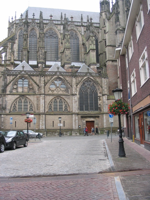 Utrecht Dom today