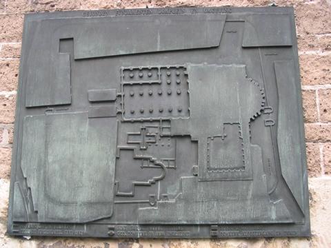Utrecht Dom Map