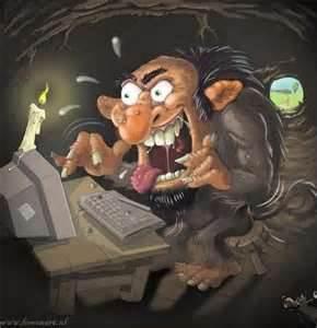 computer trolls