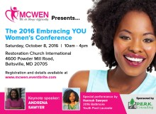 4th Annual Embracing YOU Women's Conference