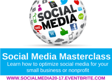 Business Development Series: Social Media Masterclass