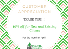 Customer Appreciation Month is Back!