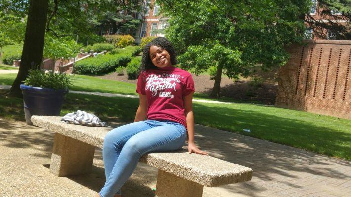 2017 NextGen Scholarship Winner- Courtni Foster