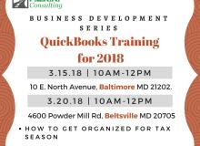 Business Development Series: QuickBooks
