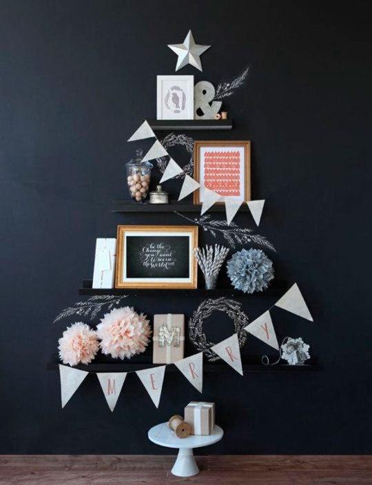 decoración-navideña-un-árbol-diferente