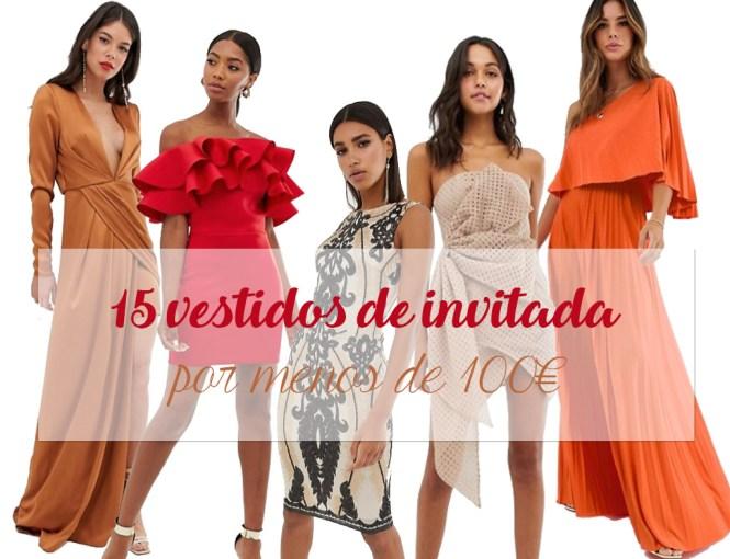 15 Vestidos por menos de 100€