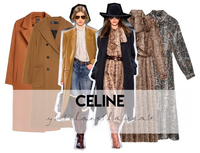 Celine y sus clones