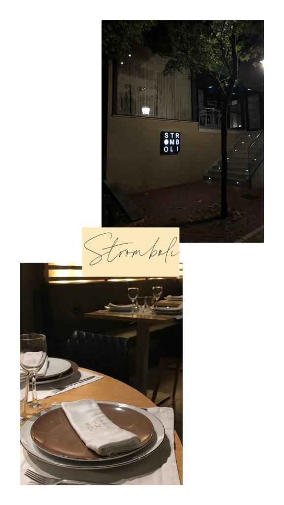 Stromboli un italiano en Guadalajara