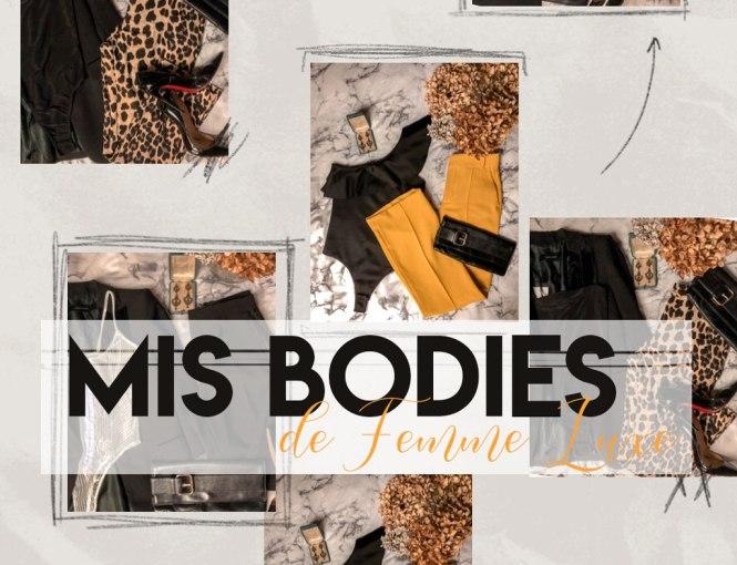 Mis bodies de Femme Luxe